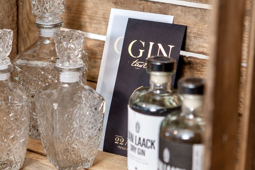 Gin ist in!